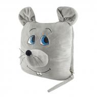 Подушка-плед Мышка